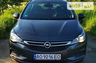 Opel Astra K 2016 в Хусте