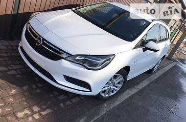 Opel Astra K 2016 в Балте