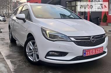 Opel Astra K 2017 в Черновцах