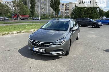 Унiверсал Opel Astra K 2016 в Києві