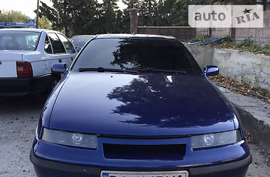 Купе Opel Calibra 1992 в Дубні