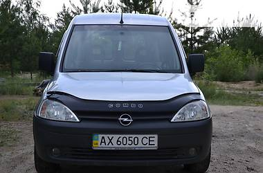 Opel Combo груз. 2006 в Краматорске