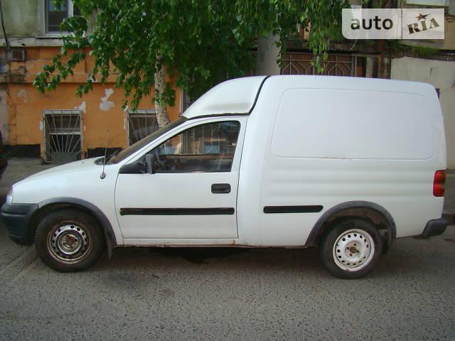 Opel Combo груз. 1996 в Одессе