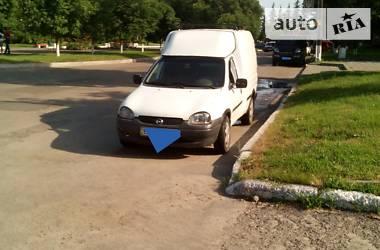 Opel Combo груз. 1995 в Гадяче