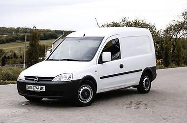 Фургон Opel Combo груз. 2006 в Бучаче