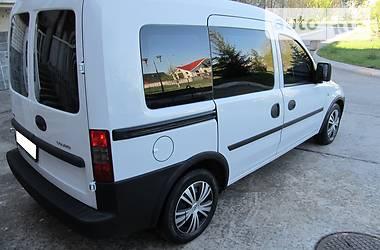 Opel Combo пасс. 2012 в Нетешине