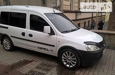 Opel Combo пасс. 2011 в Ивано-Франковске