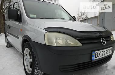 Opel Combo пасс. 2002 в Хмельницком