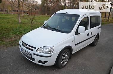 Opel Combo пасс. 2010 в Калуше