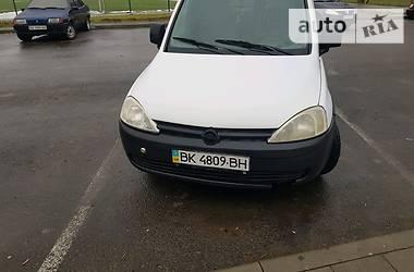 Opel Combo пасс. 2001 в Бродах