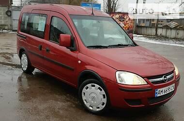 Opel Combo пасс. 2007 в Житомире