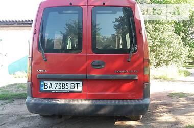 Opel Combo пасс. 2002 в Кропивницком
