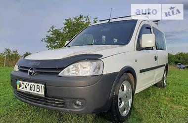 Opel Combo пасс. 2005 в Луцке