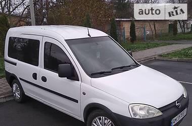 Opel Combo пасс. 2003 в Новограде-Волынском