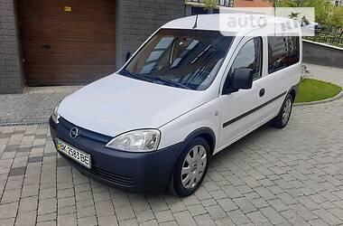 Мінівен Opel Combo пасс. 2006 в Івано-Франківську