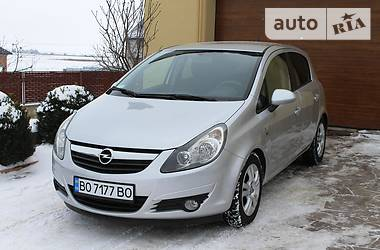 Opel Corsa 2011 в Тернополе
