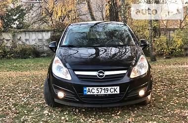 Opel Corsa 2007 в Луцке