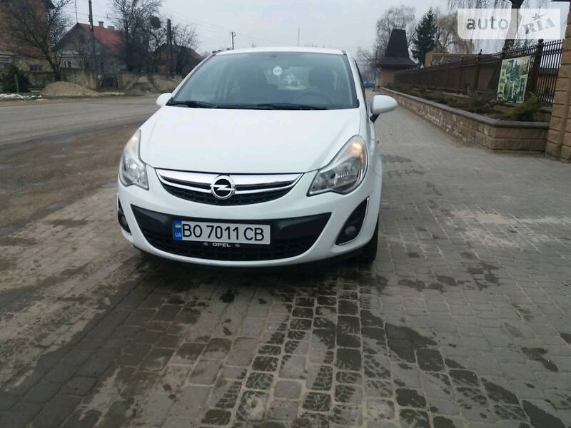 Opel Corsa 2011 в Киеве