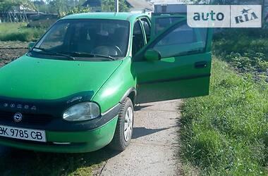 Opel Corsa 1997 в Березному