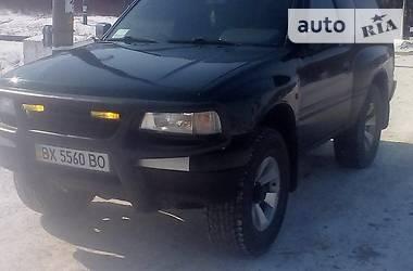 Opel Frontera Frontera A sport 1994