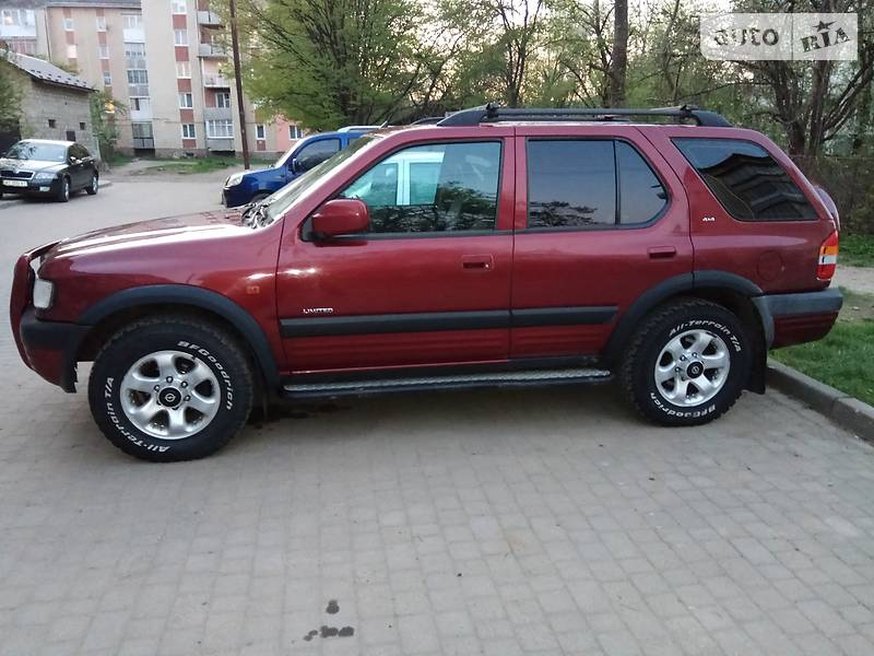 Opel Frontera 1999 в Надворной
