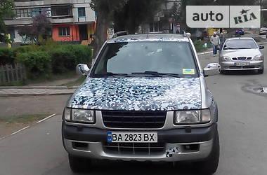 Opel Frontera 1999 в Александрие