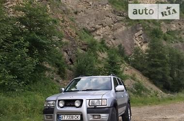 Opel Frontera 1999 в Ивано-Франковске
