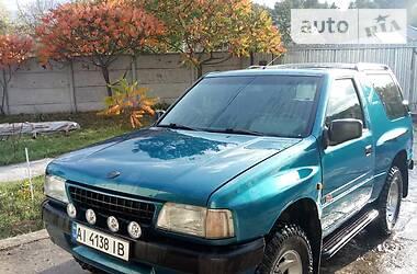 Opel Frontera 1993 в Василькове