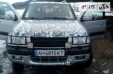 Внедорожник / Кроссовер Opel Frontera 1999 в Верховине