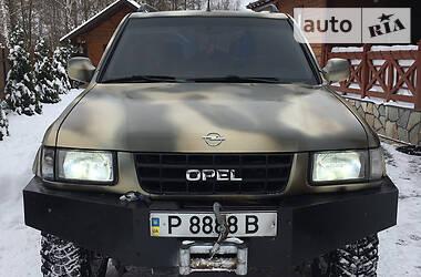 Opel Frontera 2000 в Рокитном