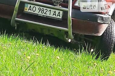 Внедорожник / Кроссовер Opel Frontera 1995 в Сваляве