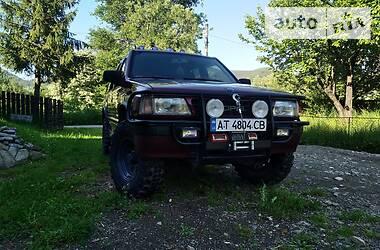 Внедорожник / Кроссовер Opel Frontera 1993 в Яремче