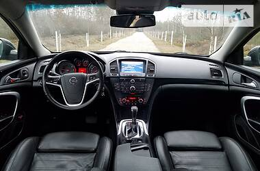Opel Insignia Sports Tourer 2010 в Ровно
