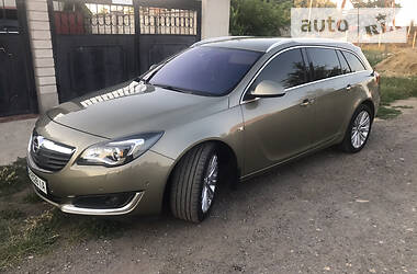 Opel Insignia Sports Tourer 2014 в Одессе