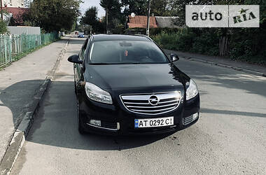 Opel Insignia Sports Tourer 2013 в Коломые