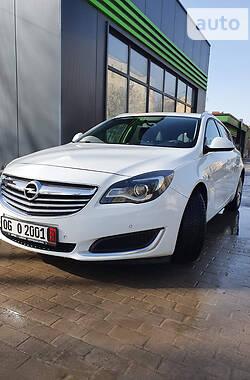 Opel Insignia Sports Tourer 2014 в Тернополе