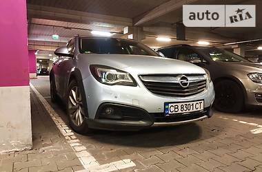Opel Insignia Sports Tourer 2013 в Киеве
