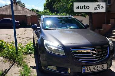 Универсал Opel Insignia Sports Tourer 2012 в Кропивницком