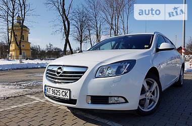 Opel Insignia 4X4 COSMO 2012