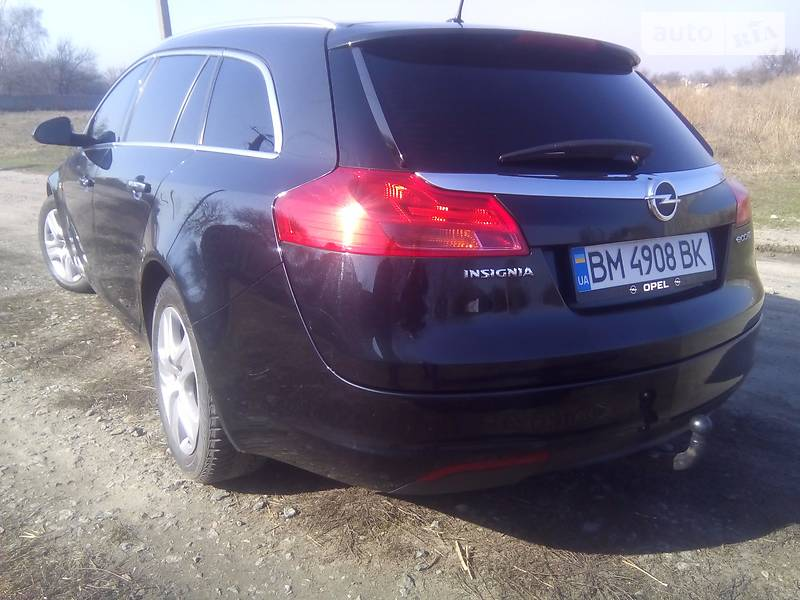Opel Insignia 2013 в Конотопе