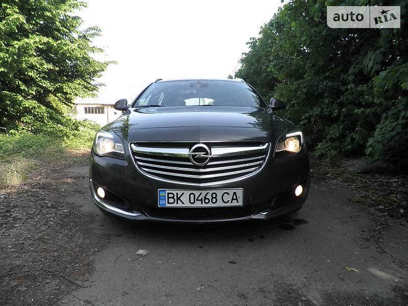 Opel Insignia 2014 в Млинове