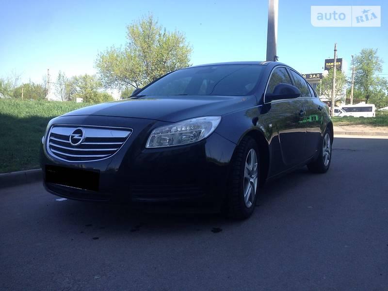 Opel Insignia 2009 в Харькове