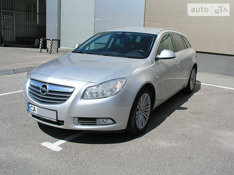 Opel Insignia 2012 року