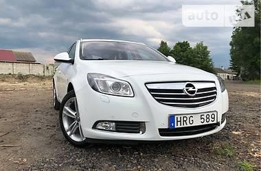 Opel Insignia 2011 в Радивилове