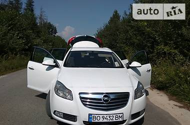 Opel Insignia 2011 в Тернополе