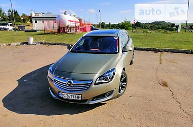 Opel Insignia OPC Winter Platinum