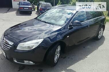 Opel Insignia 2011 в Смілі