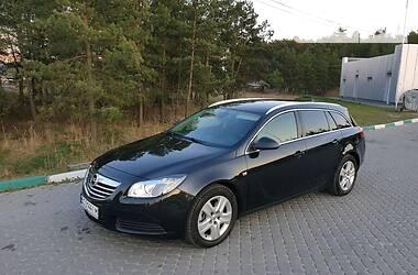 Opel Insignia 2011 в Бродах