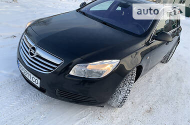 Opel Insignia 2012 в Тернополе