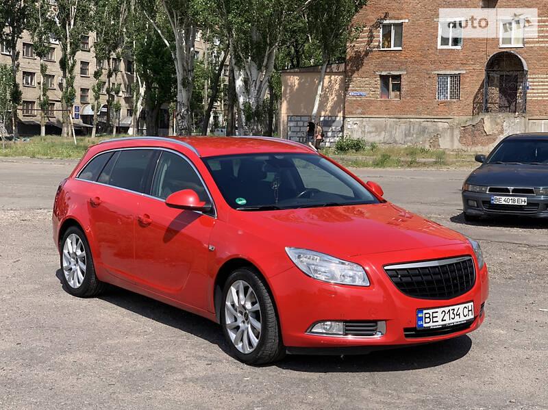 Унiверсал Opel Insignia 2011 в Одесі